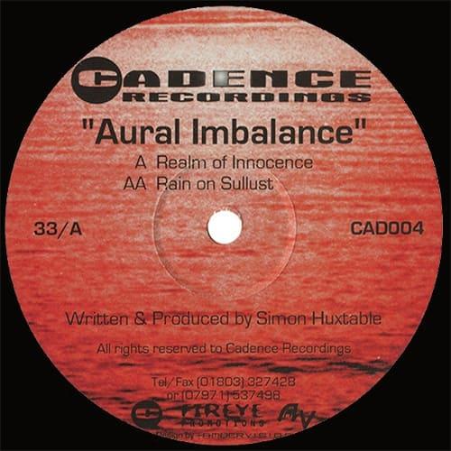Download Aural Imbalance - Realm Of Innocence / Rain On Sullust mp3