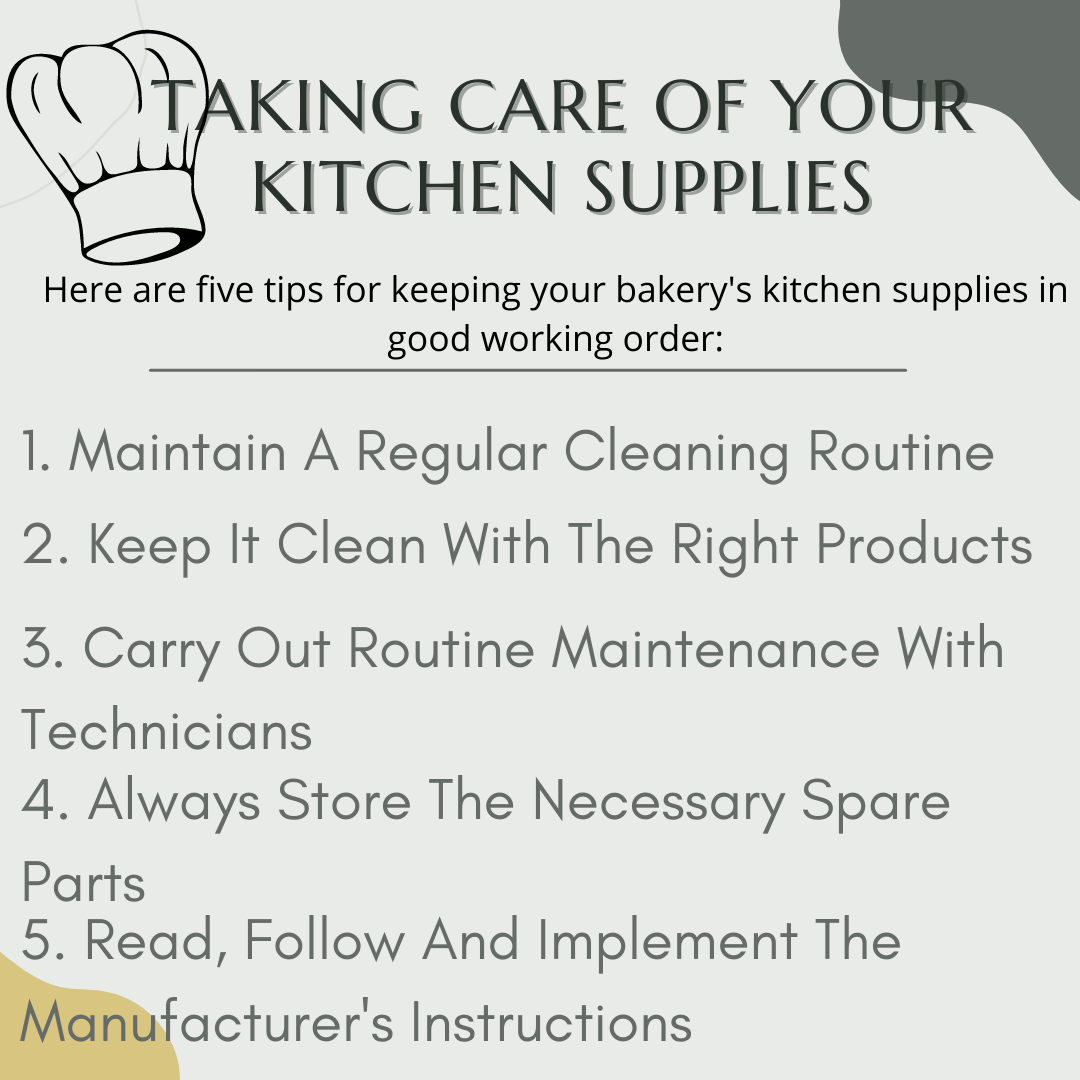 Taking-Care-Of-Your-Kitchen-Supplies