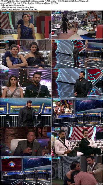 1337x-HD-Live-Bigg-Boss-S14-E100-10th-January-2021-Full-Show-720p-WEB-DL-x264-500-MB-Amzn-HD-Com-s