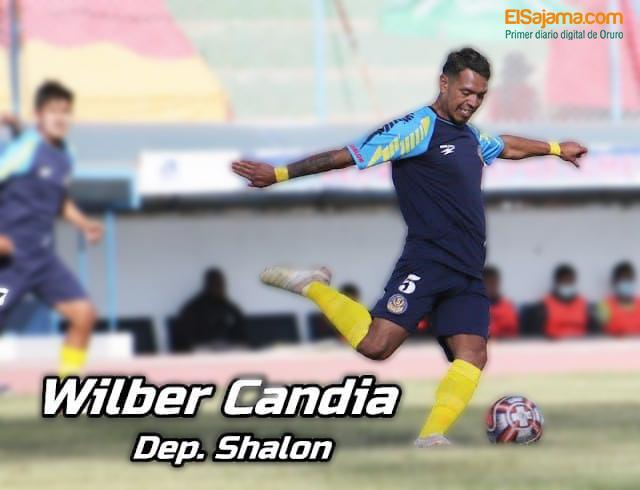Wilber-Candia-jugador