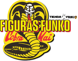 Comprar Logo-Figuras-y-Funkos-COBRA-KAI en España