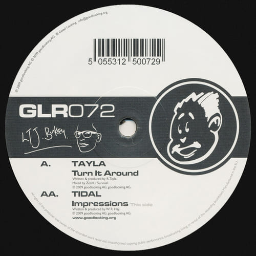 Download Tayla / Tidal - Turn It Around / Impressions mp3