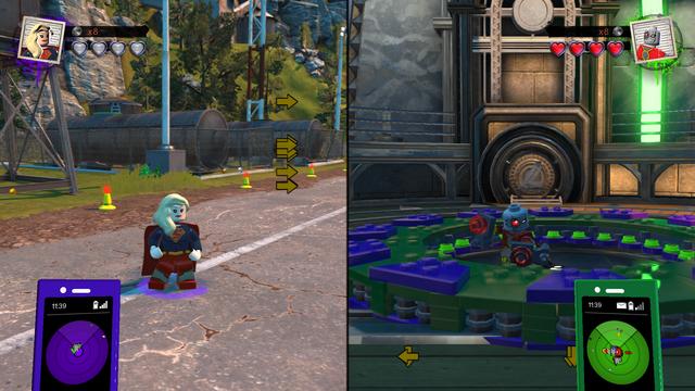 LEGO-DC
