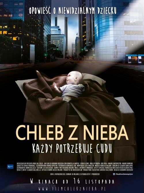 Chleb z nieba / Pane dal cielo (2018) PL.WEB-DL.XviD-DiDi / Lektor PL
