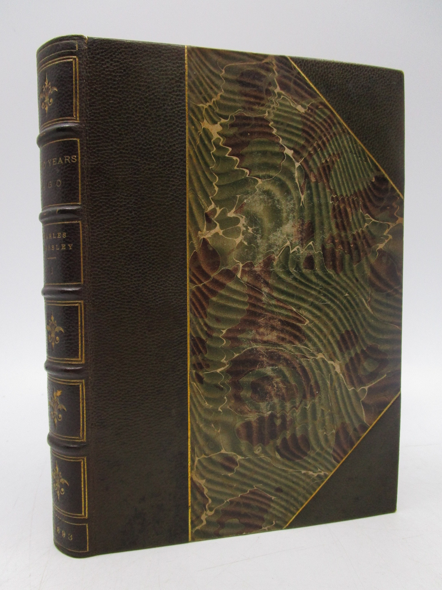 Image for The Works of Charles Kingsley. Eversley Edition (13 Volumes)