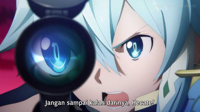 Sword Art Online Alicization War of Underworld Episode 16 Subtitle Indonesia