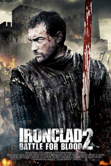 Żelazny rycerz 2 / Ironclad 2: Battle for Blood (2014) PL.BRRip.XviD-GR4PE | Lektor PL