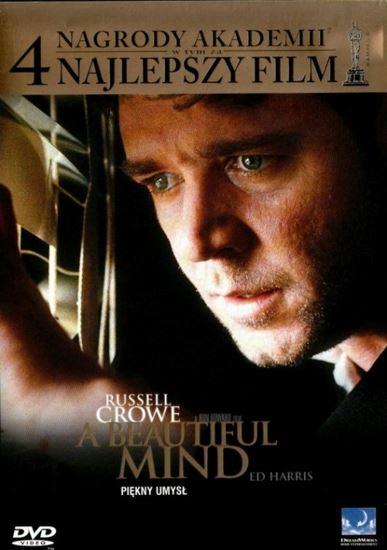Piękny umysł / A Beautiful Mind (2001) PL.AC3.DVDRip.XviD-GR4PE | Lektor PL