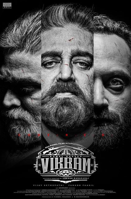 Vikram-2021-First-Look