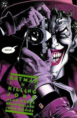 ბეტმენი: სასიკვდილო ხუმრობა BATMAN: THE KILLING JOKE