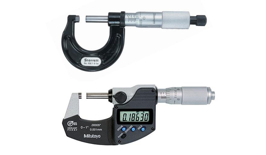 mikrometer sekrup jenis alat ukur panjang
