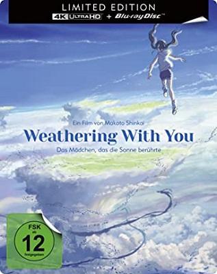Weathering with You - La Ragazza Del Tempo (2019) UHD 2160p UHDrip HDR10 HEVC DTS ITA/JPN - ItalyDownload