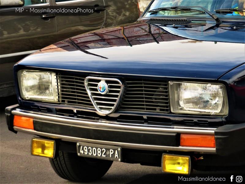 Parking Vintage - Pagina 5 Alfa-Romeo-Alfetta-2-0-78-PA493082-2