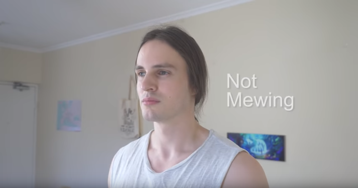 RE: Mewing is so fucking stupid