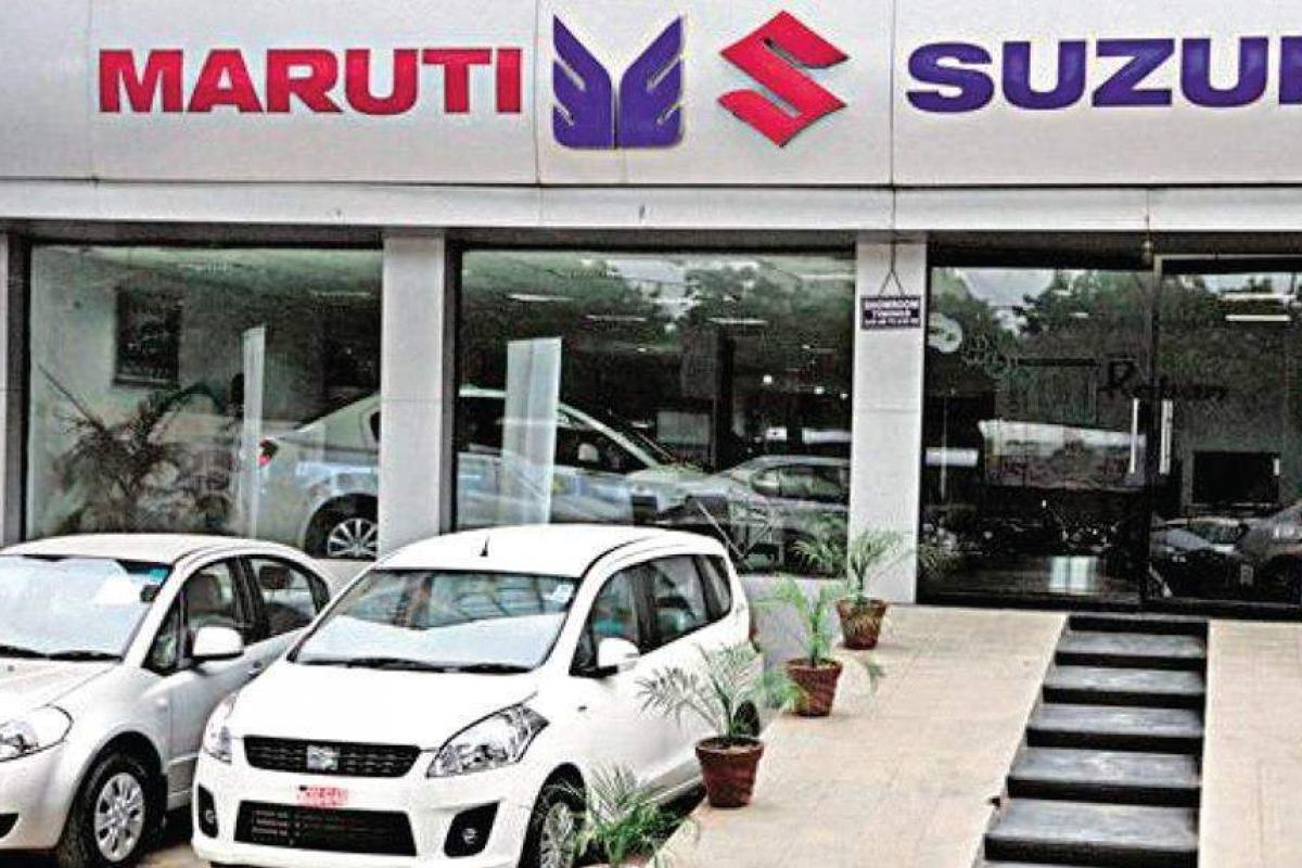 Maruti Suzuki sales dropped by 71% in May over April