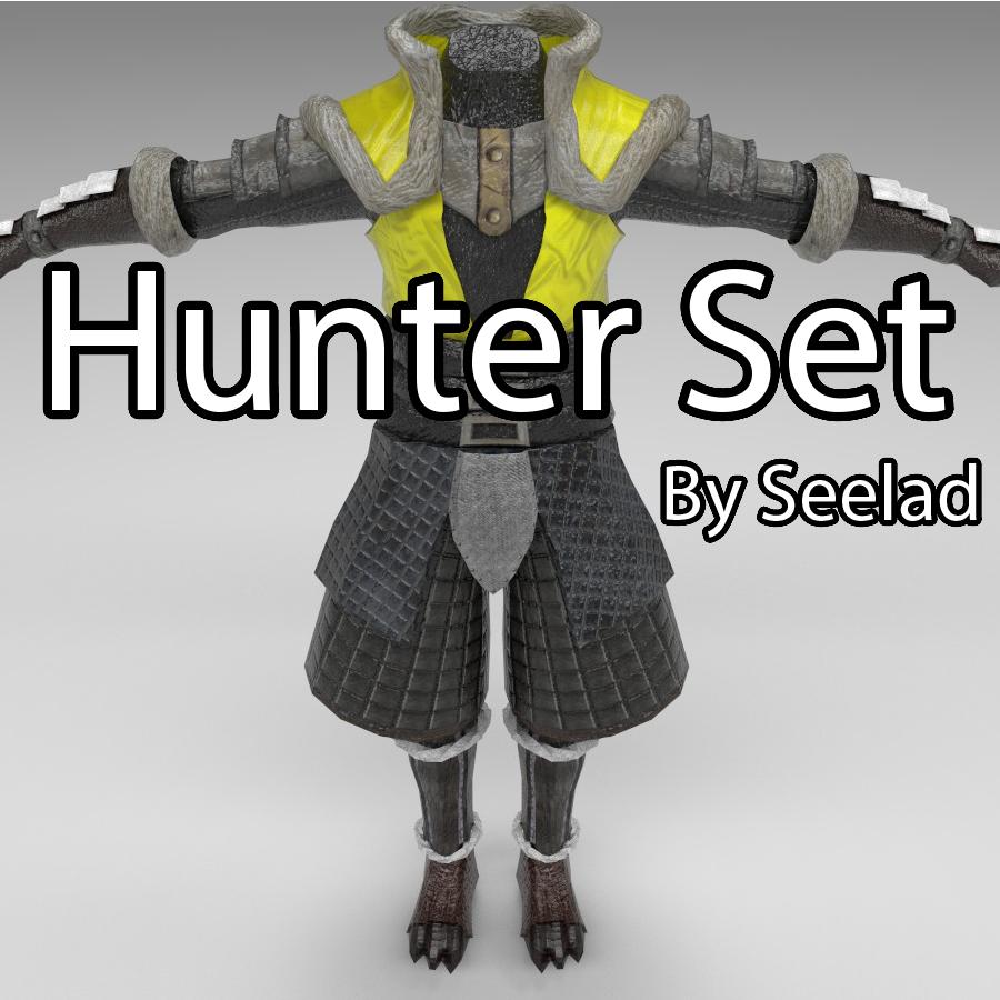 Сет Охотника / Hunter Set (RU)