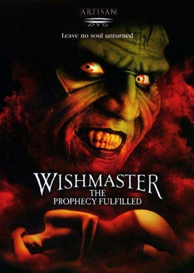 Władca życzeń 4: Spełniona przepowiednia / Wishmaster 4: The Prophecy Fulfilled (2002) PL.BRRip.XviD-GR4PE | Lektor PL