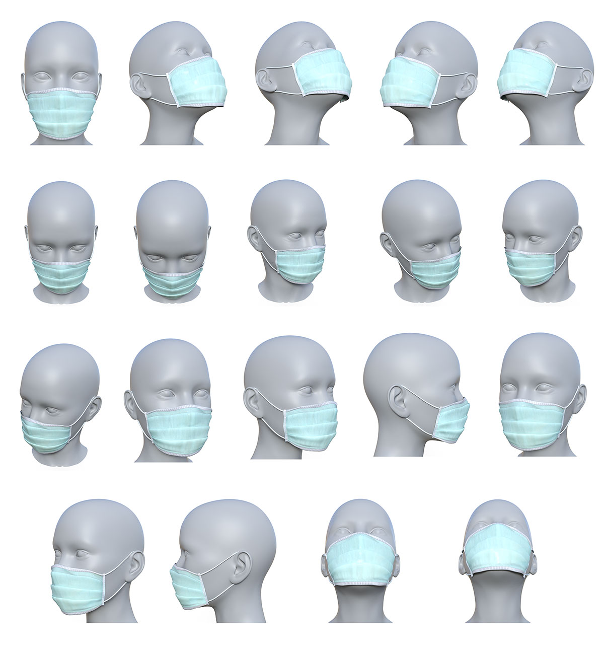 cg classic ppe mask sales lineup