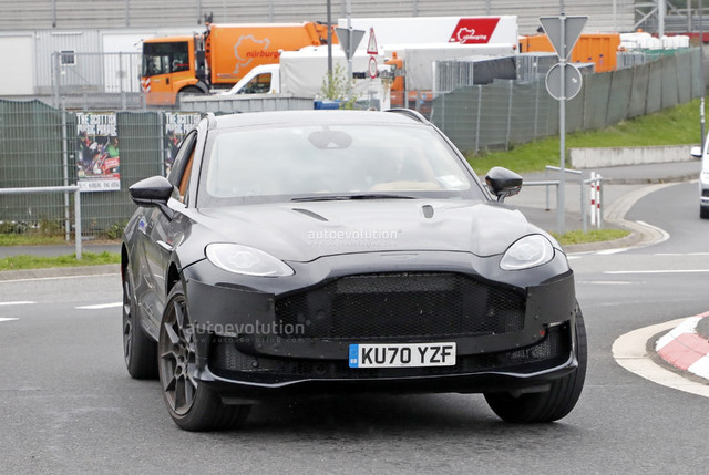 2019 - [Aston Martin] DBX - Page 10 9-F1-FF4-AF-EC57-421-D-A2-DA-A09922-B498-B7