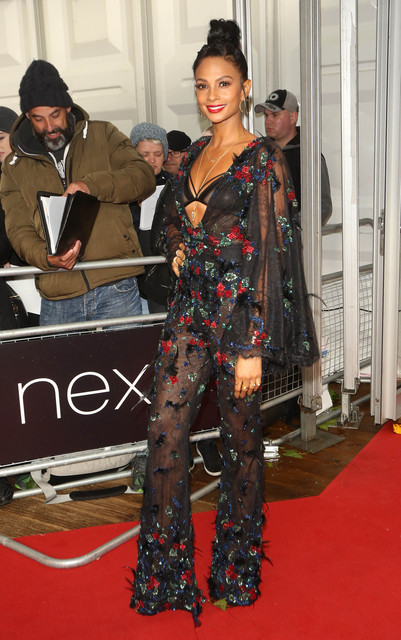 7 June 2017 The Glamour Women Of The Year Awards 2017 in London Celebrities seen here walking the re