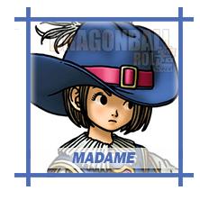 Mecánica de la Nave de Majin Viipo Viipo-Madame
