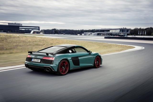 Audi R8 green hell : un hommage au palmarès de l'Audi R8 LMS A205741-medium