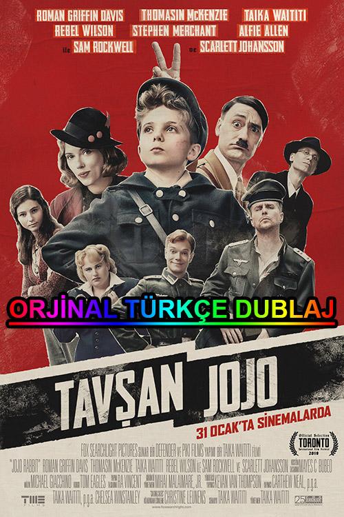 Tavşan Jojo | Jojo Rabbit | 2020 | BDRip | XviD | Türkçe Dublaj | 4K - m720p - m1080p | BluRay | Dual | TR-EN | Tek Link