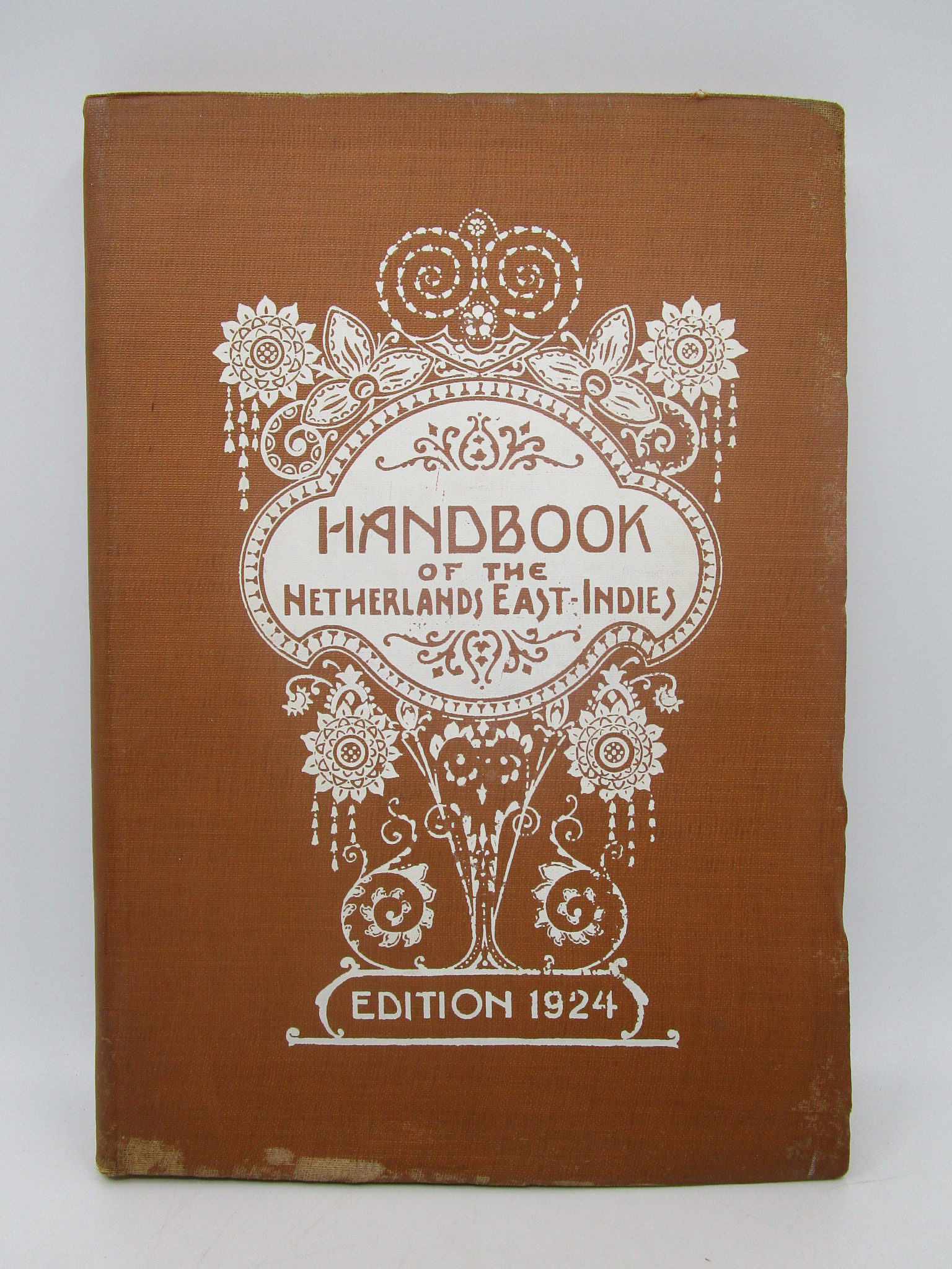 Image for Handbook of the Netherlands East-Indies. Edition 1924 (First Edition)