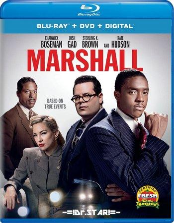 Marshall (2017) UNCUT Hindi Dual 720p HDRip Esubs DL