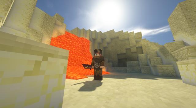 Weapons Mod | Kronos Edition Minecraft Mod
