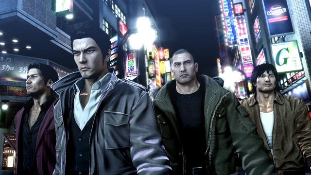 PS4『人中之龍3,4,5 珍藏版』  中文實體版決定以NTD 1390元的實惠價格於3月27日開始發售!  Ryu5