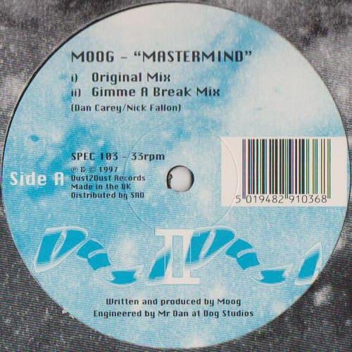 Download Moog - Mastermind mp3