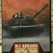 [Fullset] Megadrive Pal M-1-Abrams-Battle-Tank