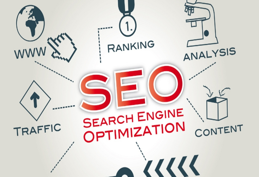 Search Engine Optimization Natural Design World Web