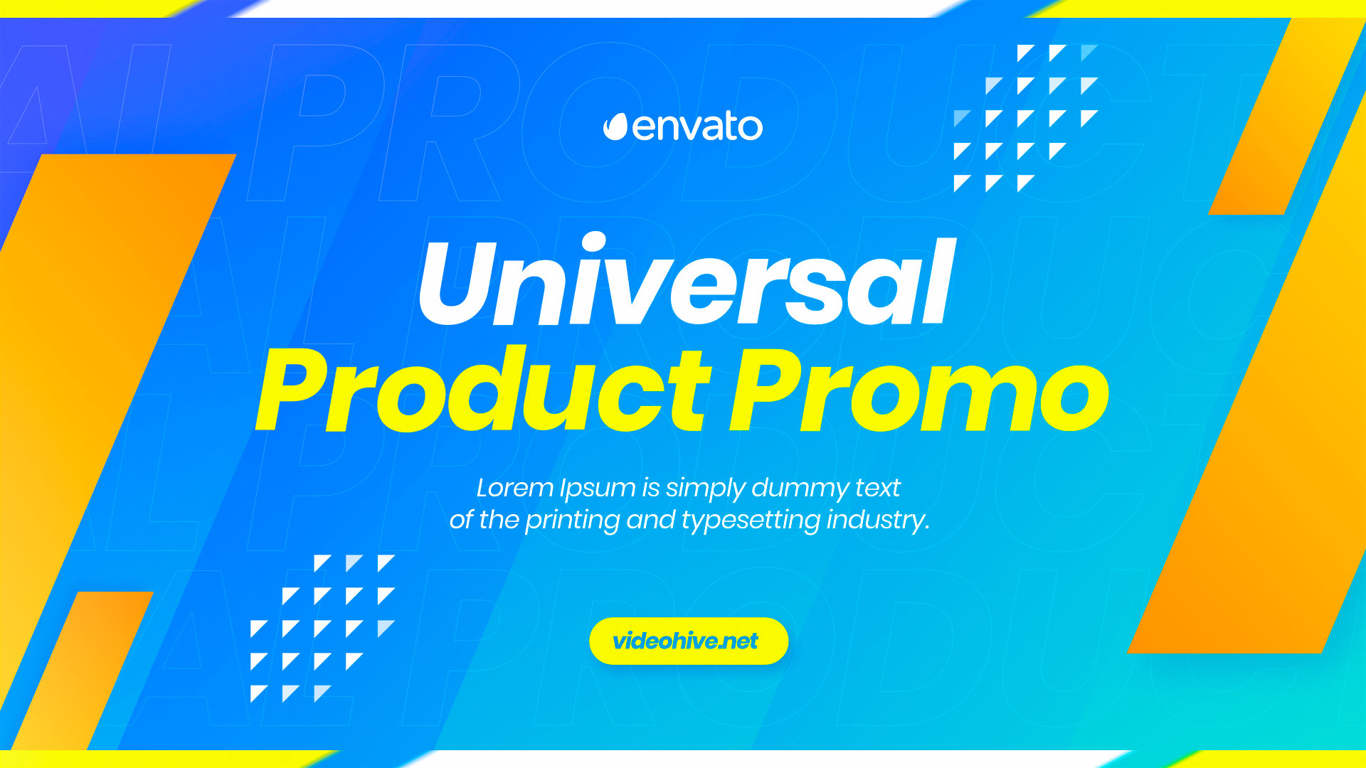 Universal Product Sale & Discount Promo