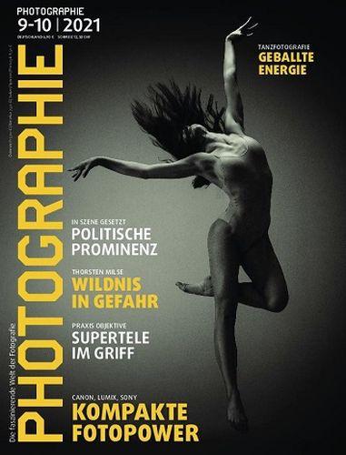 Cover: Photographie Magazin September-Oktober No 09-10 2021