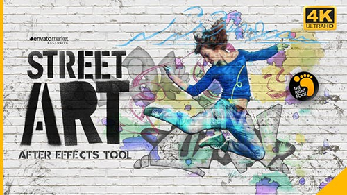 Street Art Tool Kit 28101174 - Project for After Effects (Videohive)
