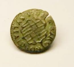 Dinero de Barcelona de Carlos III, el pretendiente, 1708/9 221744501-01