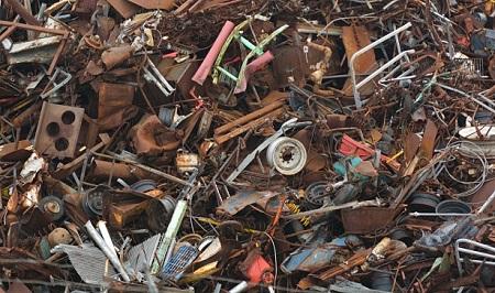 Metal-scrap