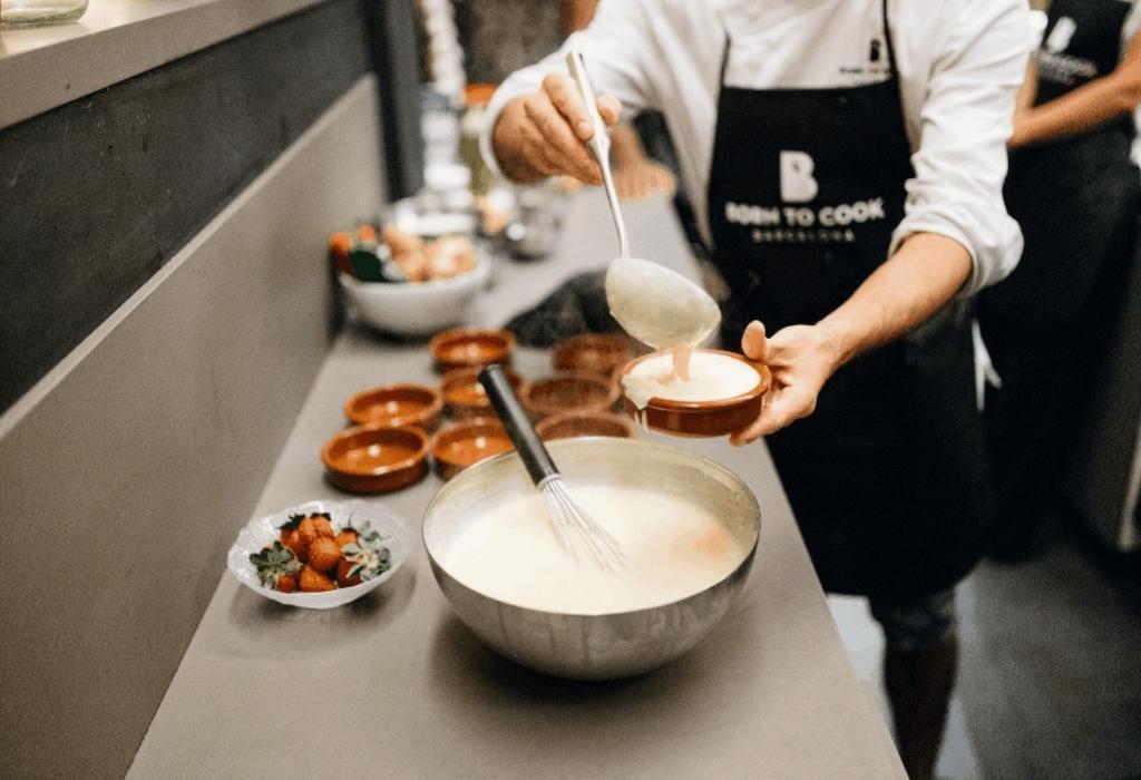 Cook Ramen Flavors Asian Restaurant