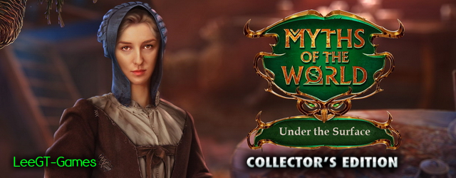 Myths of the World 16: Under the Surface Collector's Edition {v.Final}