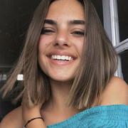 Short-hair-hair-cut-shoulder-length-light-brown-hair-smile-natural