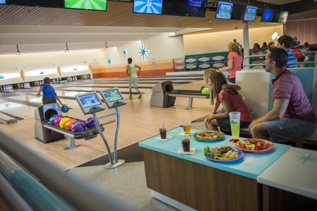 Galaxy Bowl at Universal's Cabana Bay Beach Resort