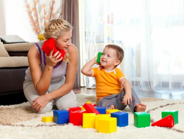Способы провести время с ребенком с пользой