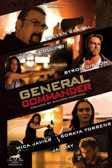 Naczelny dowódca / General Commander (2018) PL.720p.WEB-DL.x264-KiT / Lektor PL
