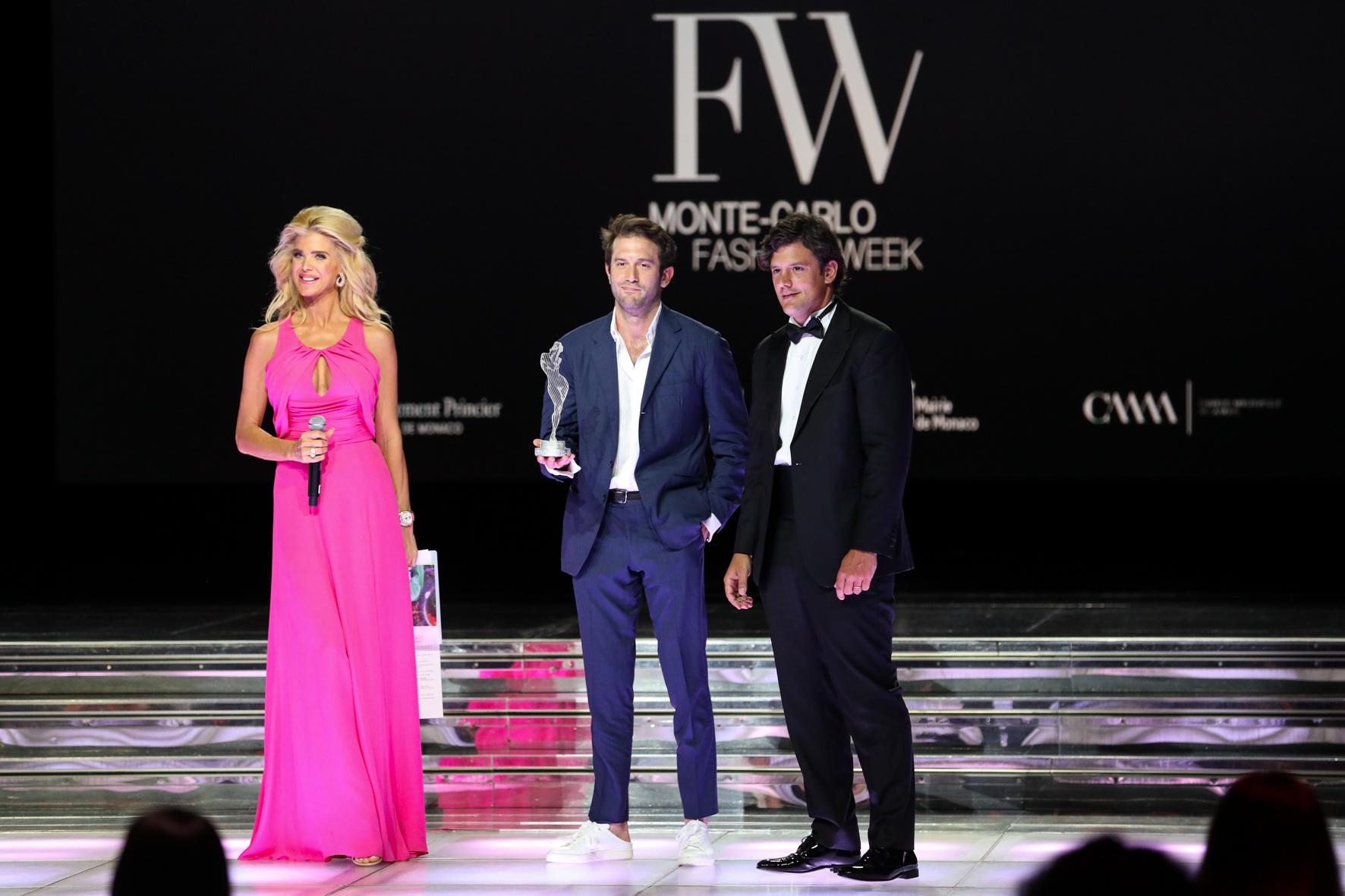 Monte Carlo Fashion Week, i Fashion Awards 2021