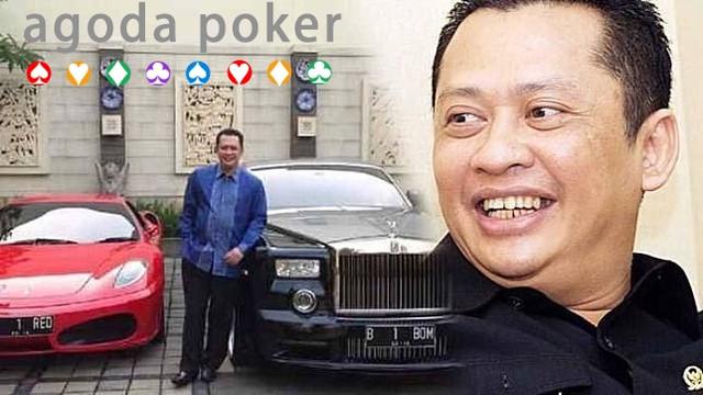 Intip Nih Koleksi Kendaraan Milik Ketua MPR Bambang Soesatyo