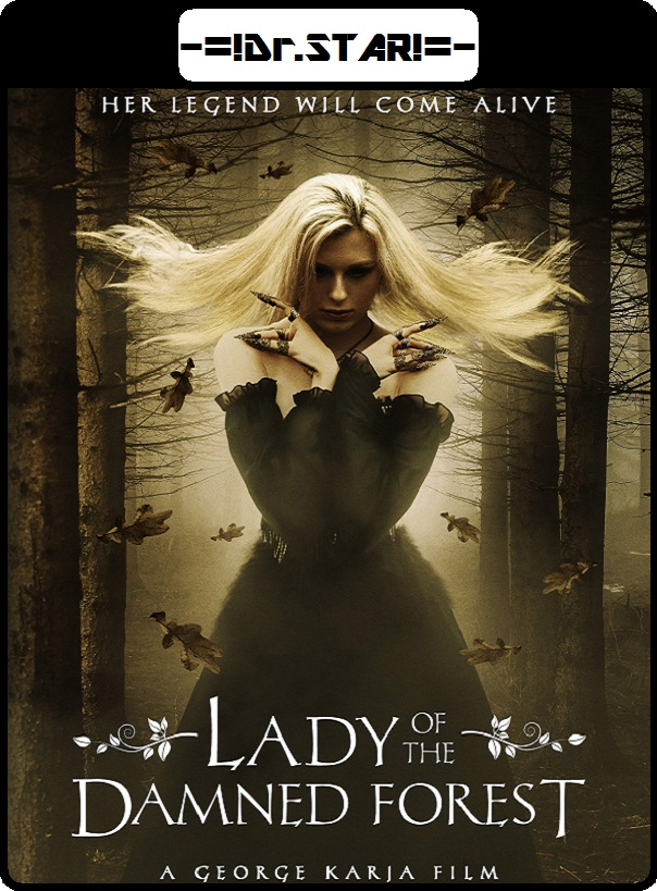Lady of the Damned Forest (2017) Dual Audio Hindi 480p Bluray x264 AAC 300MB ESub