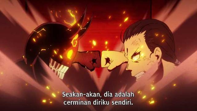 Enen no Shouboutai Season 2 Episode 23 Subtitle Indonesia