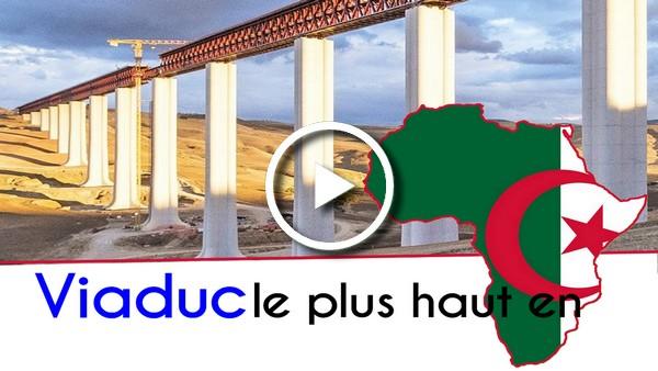 Viaduc ferroviaire le plus haut en Afrique
